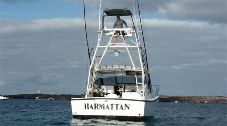 HARMATTAN - Fishing Boat