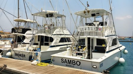 SMOKER / SAMBO - Fishing Boats - Cape Verde